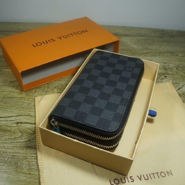 LOUIS VUITTON - ルイヴィトン メンズ 長財布の通販 by ウペニ's shop|ルイヴィトンならラクマ