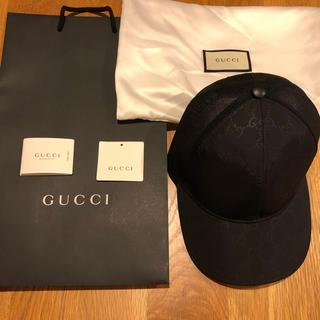 グッチ(Gucci)の新品 グッチ GUCCI 2019 ロゴ キャップ S ベースボール(キャップ)
