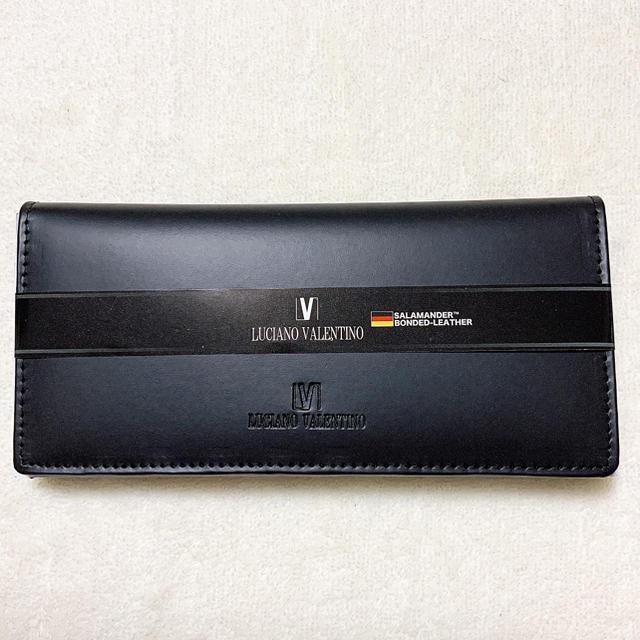 Luciano Valentino ボンデッドレザー スムース 長財布 の通販 by Nick's shop  #財布#ブランド#雑貨|ラクマ