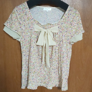 マリクレール(Marie Claire)のマリ・クレールのシャツ(シャツ/ブラウス(半袖/袖なし))