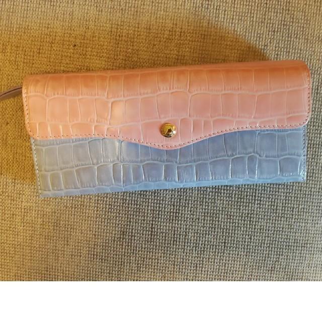 新品!モルフォハニーセル長財布の通販 by ヒロミ's shop|ラクマ