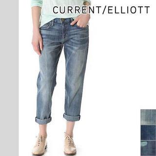 カレントエリオット(Current Elliott)のCURRENT/ELLIOTT カレントエリオット デニム ジーンズ 24インチ(デニム/ジーンズ)