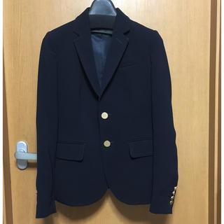 シンゾーン(Shinzone)のシンゾーン THE SHINZONE テーラードジャケット ネイビー(テーラードジャケット)