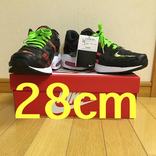 ナイキ(NIKE)のKIXSIX付 ATMOS × NIKE AIR MAX2 LIGHT(スニーカー)