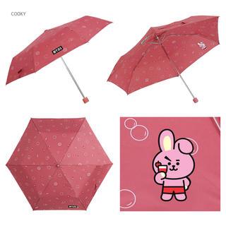 ボウダンショウネンダン(防弾少年団(BTS))のBT21 折りたたみ傘(傘)