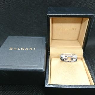 ブルガリ(BVLGARI)のBVLGARI ブルガリパレンテシ リング18号 58 指輪(リング(指輪))