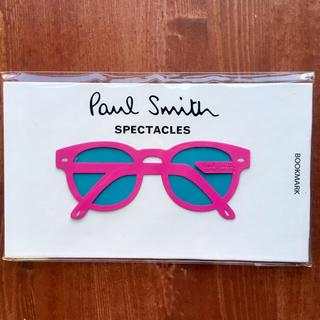 Paul Smith - ◆ ポールスミス メガネ型ブックマーク ◆ ピンク