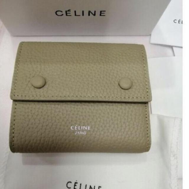 celine - CELINE 財布の通販 by さしき|セリーヌならラクマ