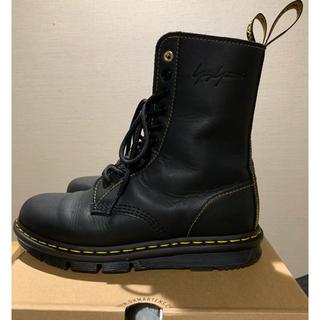 ヨウジヤマモト(Yohji Yamamoto)のyohji yamamoto×Dr.Martens 18AW ブーツ(ブーツ)