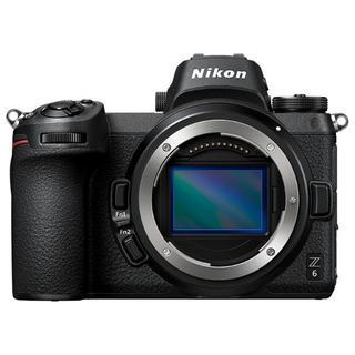 Nikon - 新品☆Nikon Z6 ボディ ニコン長期3年保証 おまけ付☆送料無料