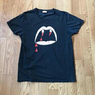 サンローラン(Saint Laurent)のサンローランパリ ヴァンパイア Tシャツ ブラッドラスター(Tシャツ/カットソー(半袖/袖なし))