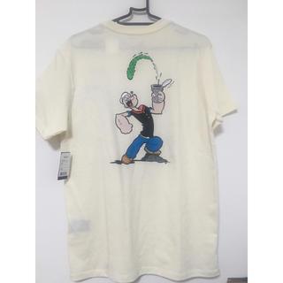 ハフ(HUF)のpopeye huf  Tシャツ  sサイズ(Tシャツ/カットソー(半袖/袖なし))