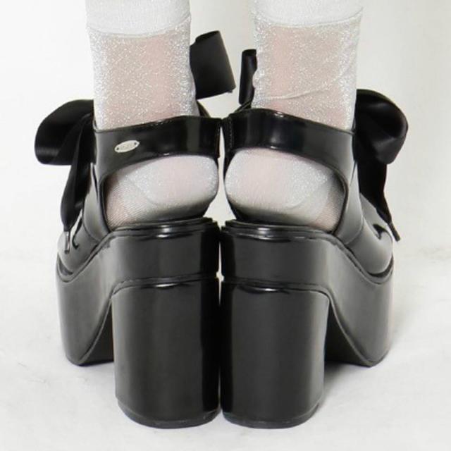 EATME(イートミー)のEATME レースアップサボ サンダルS 値下げ中 レディースの靴/シューズ(サンダル)の商品写真
