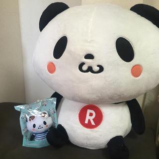 Rakuten - お買いものパンダ 特大でかぬいぐるみ