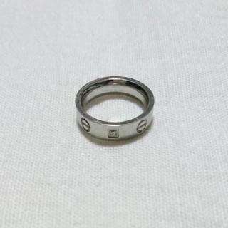 ★シルバーリング★ ステンレス(リング(指輪))