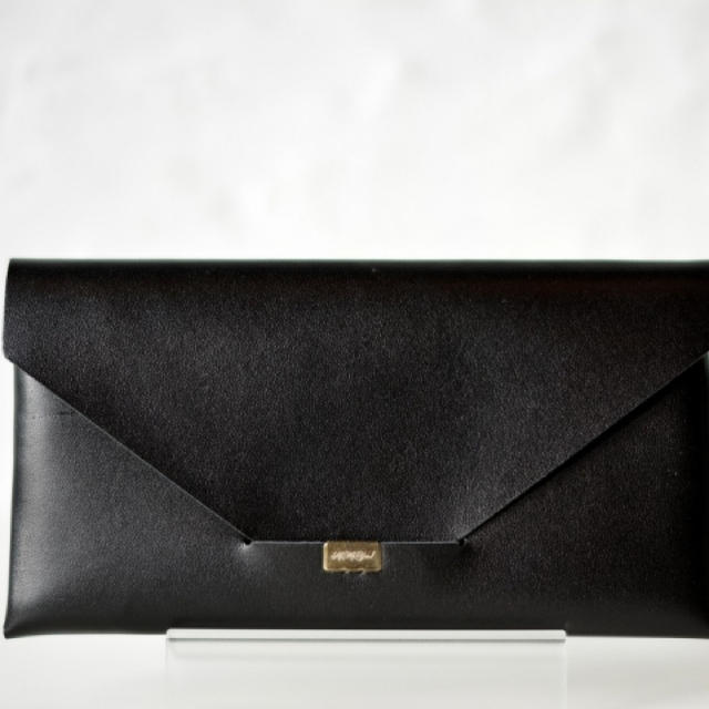prada サフィアーノ バッグ 中古 スーパー コピー 、 Hender Scheme - 所作 envelope blackの通販 by kissy's shop|エンダースキーマならラクマ