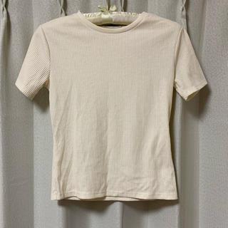 ロキエ(Lochie)のZARA tops(カットソー(半袖/袖なし))