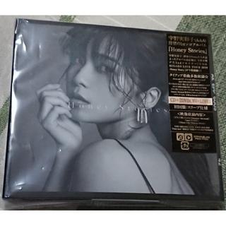 トリプルエー(AAA)の宇野実彩子(AAA) 1stソロアルバム 『Honey Stories』初回盤(ポップス/ロック(邦楽))