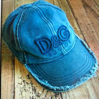 ドルチェアンドガッバーナ(DOLCE&GABBANA)のドルチェ&ガッバーナ 帽子(帽子)