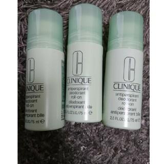 クリニーク(CLINIQUE)のCLINIQUE アンティーパースパイライトロールオン(制汗/デオドラント剤)