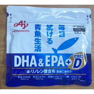 味の素 - 味の素 DHA&EPA  ビタミンD