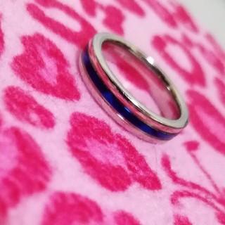 stainless steel 指輪(リング(指輪))