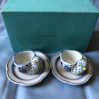 ティファニー(Tiffany & Co.)のTiffany エッグスタンド(食器)