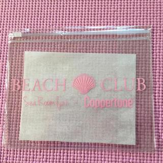 シールームリン(SeaRoomlynn)のsearoomlynn  beach club クリアケース(ポーチ)
