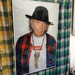 シュプリーム(Supreme)のsupreme neil young poster ss15(ポスター)