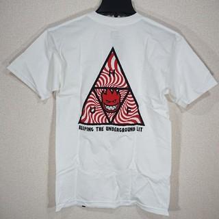 ハフ(HUF)の【S】HUF ハフ/半袖Tシャツ/SPITFIRE TT SS/白(Tシャツ/カットソー(半袖/袖なし))