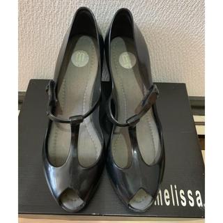 melissa - Melissa ラバーパンプス
