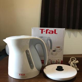 T-fal - T-fal ケトル 1.2L 1250W-100V スカイブルー