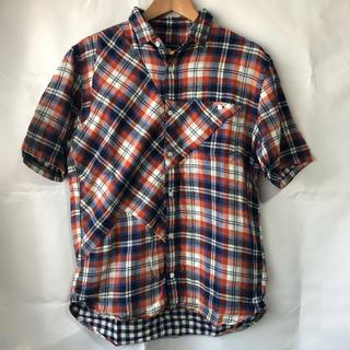 ツモリチサト(TSUMORI CHISATO)のTSUMORI CHISATO ツモリチサト チェックシャツ Mサイズ(シャツ)