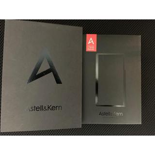 アイリバー(iriver)のAstell&Kern A&futura SE100 128GB(ポータブルプレーヤー)