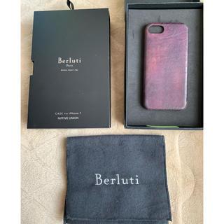 ベルルッティ(Berluti)のberluti ベルルッティiPhone7ケース(iPhoneケース)