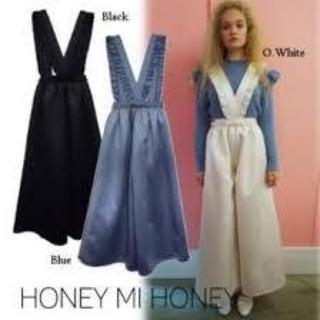 ハニーミーハニー(Honey mi Honey)のhoney mi honey♡サロペット(サロペット/オーバーオール)