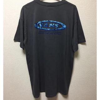 ヴァンズ(VANS)の90s  USA製品  バンズ VANS Tシャツ (シャツ)