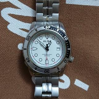 アルバ(ALBA)のアルバ200メートル防水(腕時計(アナログ))