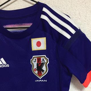adidas - サッカー  日本代表  ユニフォーム  キッズ130