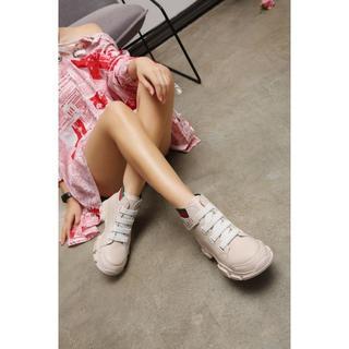グッチ(Gucci)のGucci❤️女性に欠かせない多用途ブーツ23.5CM (ブーツ)
