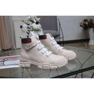 グッチ(Gucci)のGucci❤️女性に欠かせない多用途ブーツ23CM (ブーツ)