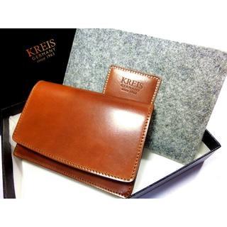 Alden - 【新品】KREIS クライス ウイスキーコードバン カードケース 名刺入れ