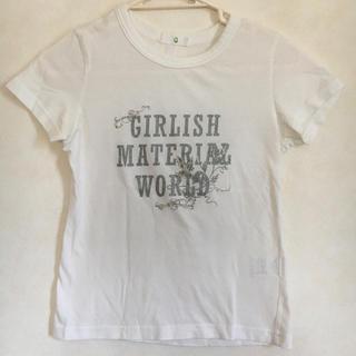 ベルメゾン(ベルメゾン)のTシャツ ☆ S(Tシャツ(半袖/袖なし))