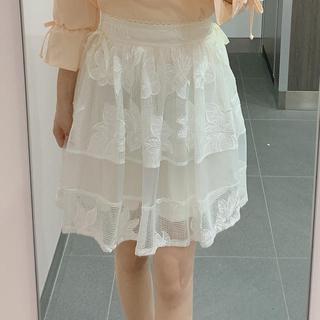 リズリサ(LIZ LISA)のLIZLISA♡スカート(ひざ丈スカート)