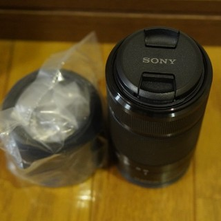 SONY - SONY ソニー 望遠レンズ SEL55210