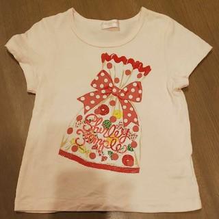 シャーリーテンプル(Shirley Temple)の☆お値下げ☆Tシャツ 140㎝(Tシャツ/カットソー)