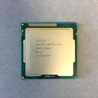 CPU  i7-3770 美品