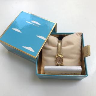 ツモリチサト(TSUMORI CHISATO)のツモリチサト 腕時計 亀ゴールド 箱あり(腕時計)