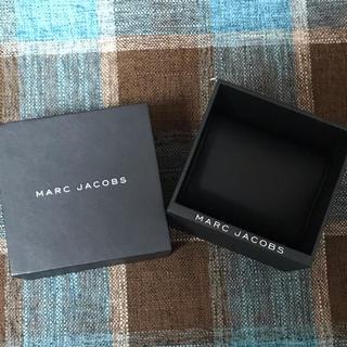 マークバイマークジェイコブス(MARC BY MARC JACOBS)のマークジェイコブス時計 空箱(腕時計)