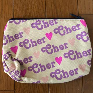 シェル(Cher)のcher★ポーチ★付録  (ポーチ)